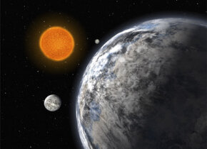 In June 2008, European astronomers discovered three super Earths orbiting what they thought was a solo star. The discovery was good news for the possibility of life elsewhere in the universe.