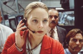 "Ellie Arroway, played by Jodie Foster in the movie ""Contact,"" was consumed by the thought of life on other planets."