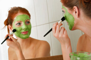 Getting Beautiful Skin Image Gallery Keep your money in the bank and give yourself a facial at home. See more pictures of ways to get beautiful skin.