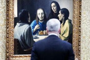 Van Meegeren's forgeries have become so famous that the Van Beuningen Museum in the Netherlands had an exhibition of the faker's work in 2010.