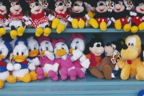 "Wonder many of these Disney characters have had movies stored in the ""vault."" Fortunately for kids and unfortunately for their parents, the expensive stuffed toys are available all the time."