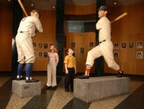 The Baseball Hall of Fame's mission is to preserve history, honor excellence, and connect generations.
