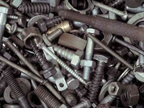 When putting things together, there are many kinds of fasteners from which to choose. See more pictures of hand tools.