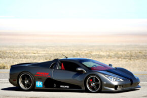 The Ultimate Aero TT from Shelby SuperCars is currently the fastest car in the world.