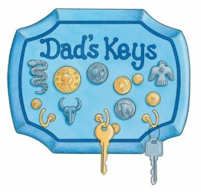 Your dad will love his Father's Day gift,