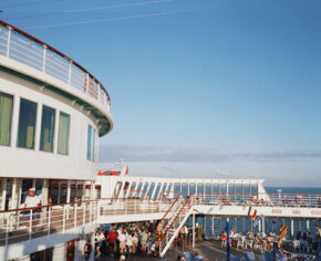 Many marketers send vacation offers, including cruise specials, via fax machines.