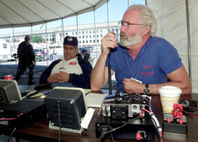 FCC licenses for amateur radio operators typically only require an application.