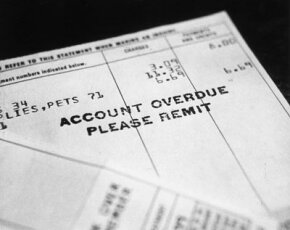 Once your creditor has exhausted all means of collecting payment, your account may be sold to a debt-collection agency.