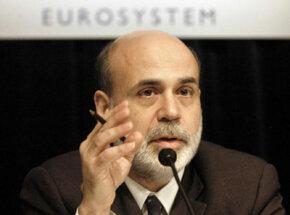 Federal Reserve Chairman Ben Bernanke in Frankfurt, Germany, in November 2006.