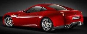 The Ferrari 599 GTB Fiorano climbs from 0-100 mph in seven seconds flat.