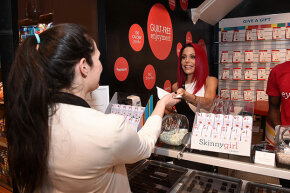 "Bethenny Frankel from ""The Real Housewives of New York"" launches Skinnygirl Candy at Dylan's Candy Bar Union Square on Jan. 26, 2016. Frankel's one of the few reality show stars who's also a very successful businesswoman."