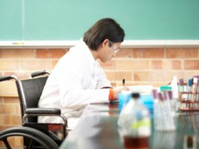 Students with disabilities should broaden their scope when looking for scholarships.