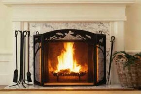 Fireplaces are often desired more for their aesthetic value and ambiance in homes than they are for their heating abilities.