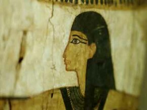 Egyptian men and women had the same legal rights but unequal social standings.