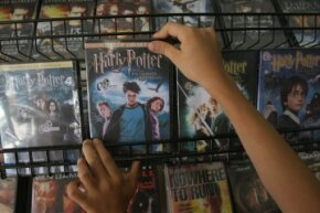 """If a film flops on opening weekend, people might decide to wait till it comes out on DVD to see it. We're guessing the producers of the """"Harry Potter"""" franchise didn't worry too much about this problem."""