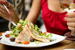 Many restaurants substitute the fish specified on the menu for a cheaper cut.
