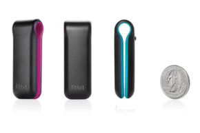 FitBit Ultra comes in two colors and is small enough to wear every day of the week