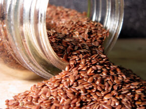 Flax seed plays three primary roles in nutrition -- as a digestive aid and as a good source of antioxidants and omega-3 fatty acids.