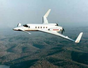 The Beech Starship made its first flight on February 15, 1986, a significant landmark in the history of general aviation.