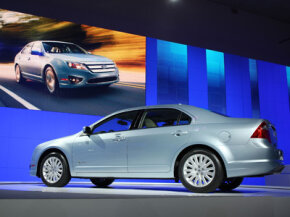 The Ford Fusion Hybrid's ability to operate in all-electric mode at the relatively high-speed of 47 miles per hour could make it stand out among competitors.
