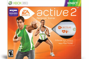 """""""EA Sports Active 2"""" for the PlayStation 3, Xbox 360 and Nintendo Wii can help you gamify your fitness plan."""