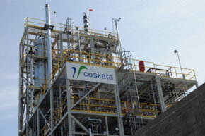The Coskata biorefinery