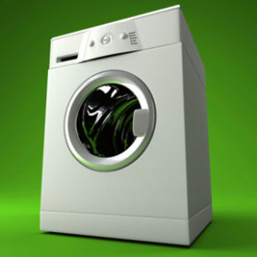 Which will save you more green when you're washing your clothes -- gas or electric?