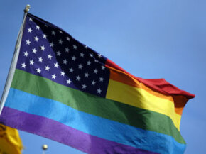 Gay rights organizations work to fight discrimination.