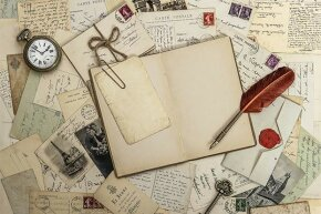 A heritage scrapbook can paint a unique and memorable picture of your family.