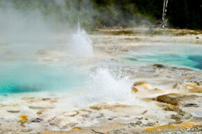Earth brims with a limitless source of geothermal energy.