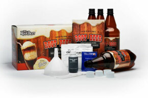Science can also be mighty tasty with this root beer kit that leads you through the process of making root beer and the chemistry behind it.
