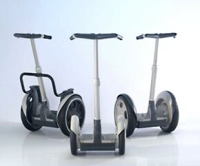 Segway Personal Transporters
