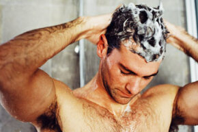 Think you've been exposed to ringworm but haven't yet acquired scalp fungus? Start scrubbing.