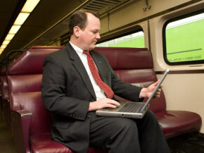 It's easy to charge your other mobile devices with power from your laptop.