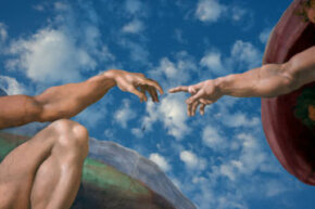 God and science co-exist? In many people, the two get along well.