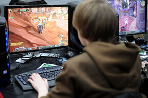 You don't want to violate your games' terms of service, do you?