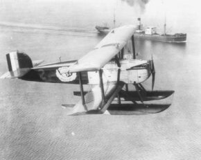 The Douglas Aircraft Company was boosted into the big time with the successful round-the-world flight of its Douglas World Cruisers in 1924. See more flight pictures.