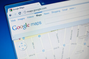 Google Maps may take you down a wrong street occasionally, but when it comes to a country's borders, the stakes are much higher.