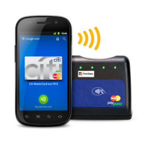 With Google Wallet, you can quickly pay for items on- or offline with just one tap. You'll also simultaneously redeem coupons and collect loyalty points.