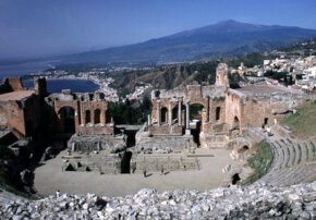 Ancient Greece Image Gallery The roots of much of our modern civilization trace back to the classical Greeks. Our sitcoms, for example, are founded upon Greek comedies. See more pictures of ancient Greece.