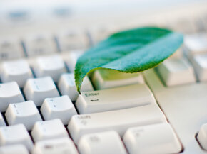 Green computing can help lower your carbon footprint.