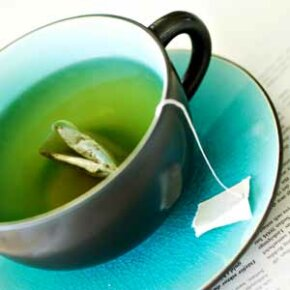 Could a cup of green tea help you lose weight? See more weight loss tips pictures.