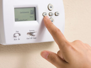 A programmable thermostat is but one option for your heating and cooling needs.