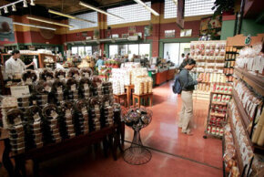 Customers who pay higher prices for natural and organic foods at markets like this Whole Foods in Chicago hope companies are truthful about their environmental policies.