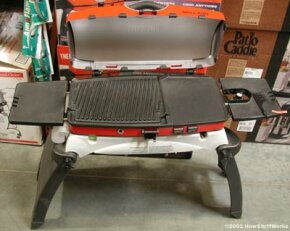Electric grills are very popular, especially with people who cannot have an outdoor grill.