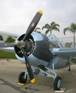 "The Grumman F4F Wildcat's initial ""loss"" to the Brewster Buffalo in competition is puzzling, in part because the Wildcat was about 10 mph faster. Subsequent Wildcats were quicker still, and the plane won its place in combat, and history. See more classic airplane pictures."
