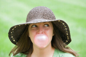 Go ahead and blow those bubbles -- just don't get it in your hair!