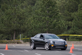 Gymkhana events attract a wide variety of competitors and vehicles.