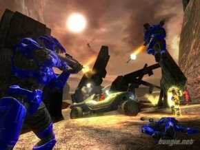 """""""Halo 1 is what's referred to as synchronous networking."""""""
