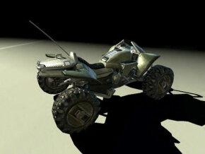 """Halo 2"" concept art"